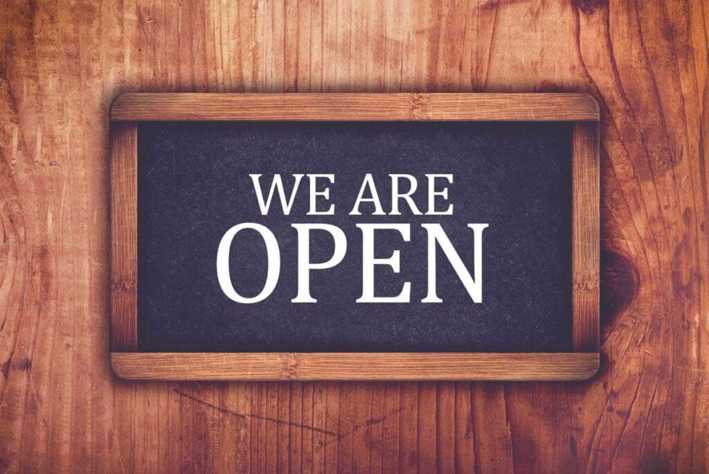 Open for Reiki